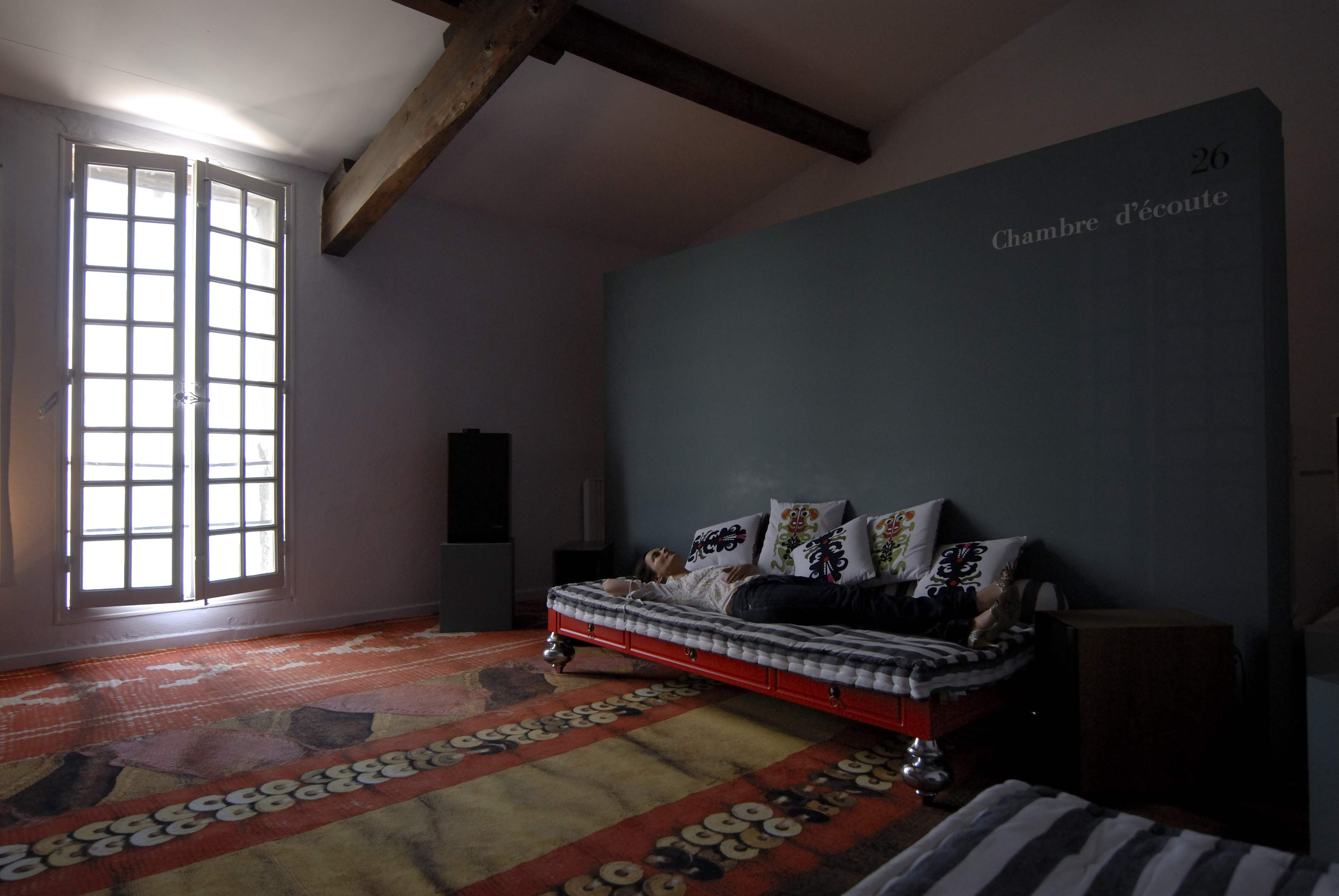 La chambre d 39 coute for Chambre d ecoute